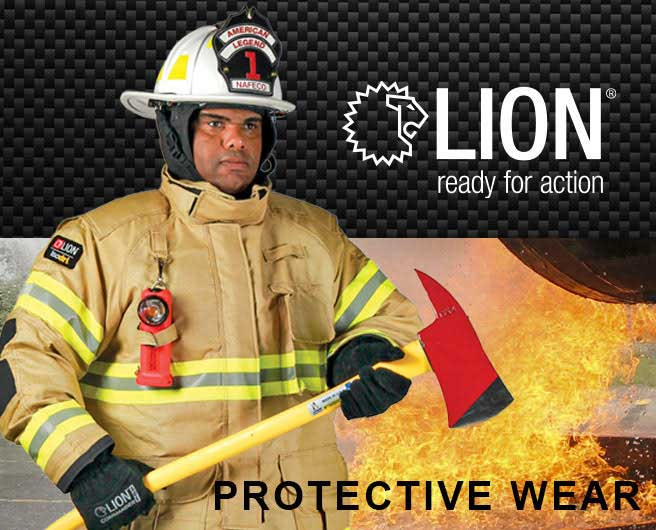 Lion Firefighting Protective Gear