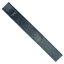 "Dutyman Belt,1.5"" Plain Velcro Black"