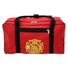 "Gear Bag, Red 13½"" X 13"" X 24"" Maltese Cross"