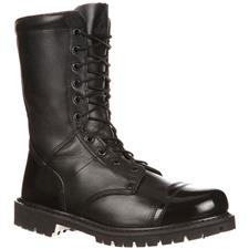 "Rocky Jump Boot, Mens 10"" Side Zip"