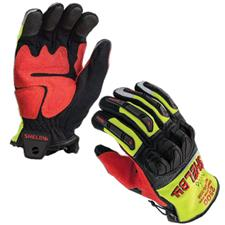 Shelby Xtrication Glove Gauntlet, High Visibility