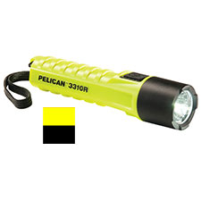 Pelican Light, LED Rechargeable, Yellow