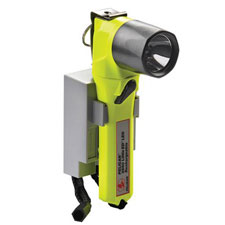 Pelican Little Ed, Recoil LED Rechargable Yellow