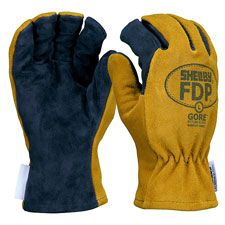 Shelby Pigskin Cowhide Glove, RT7100, Gauntlet, NFPA