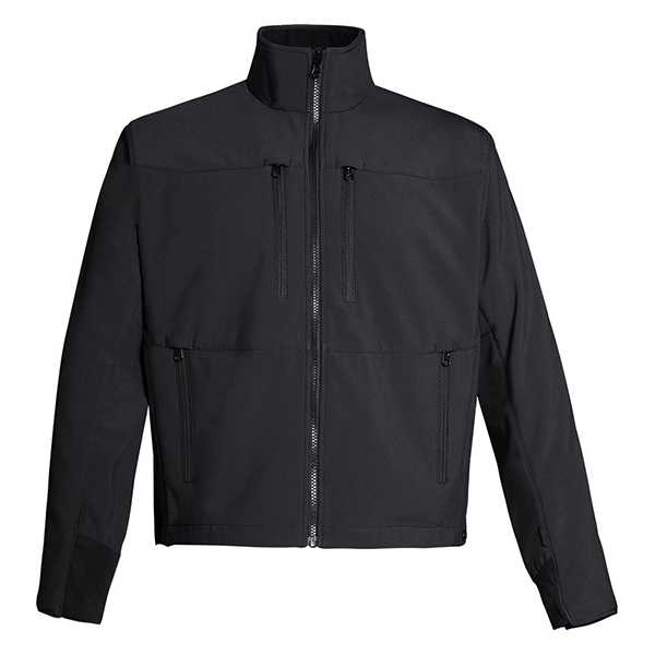 FBC Jacket, Softshell Black