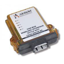 Akron CAN Wireless Interface 2.4 Ghz, Univerall II Monnitor