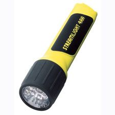 Streamlight 4AA Propolymer LED No Batteries Yellow