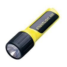 Streamlight 4AA Propolymer Blue LED,  Yellow