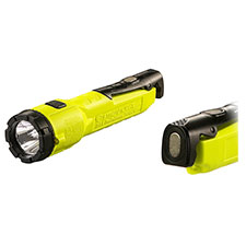 Streamlight Light, Dualie 3AA Magnetic, Yellow