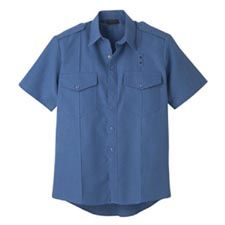 Workrite Shirt, Ladies, Nomex 4.5 oz, SS, Light Blue