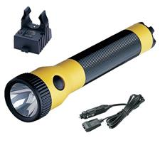 Streamlight Polystinger, DC Charger, Yellow