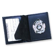 Strong Wallet, Side Opening for B296 Badge