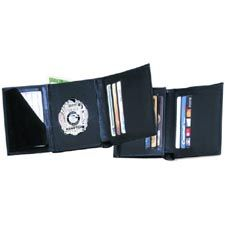 Strong Hidden Badge Wallet for B953