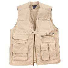 5.11 Vest, Tactical Khaki