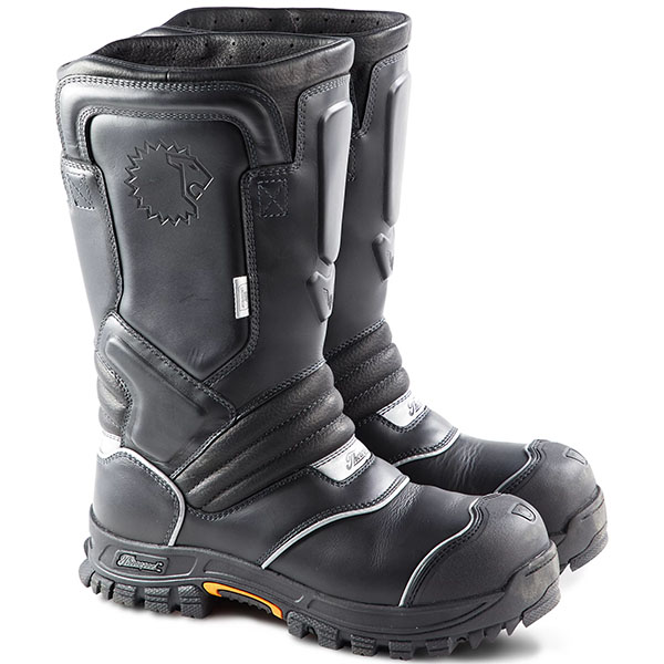 "Thorogood QR14 Leather Boot, NFPA, 14"" Structural"