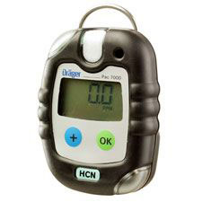 Draeger PAC 7000 Single Gas Detector, HCN