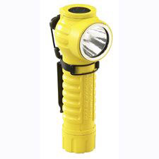 Streamlight PolyTac 90 LED Right Angle, Lithium, Yellow