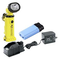 Streamlight Knucklehead C4 LED AC Fast, Piggyback, Yellow