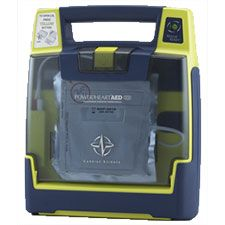 Cardiac Science Powerheart G3 Plus AED, Semi-Automatic, Pkg
