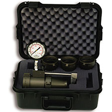 Akron Test Kit, High Flow Includes Case