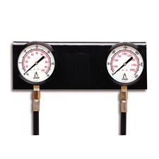 "Akron 3.5"" Test Gauge Kit, Extra Gauge Mount Space"