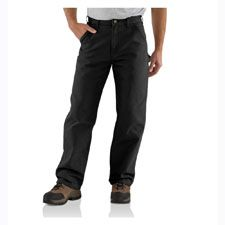Carhartt Work Pant Black