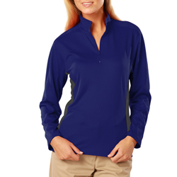 Blue Generation Ladies Moisture Wicking Pullover