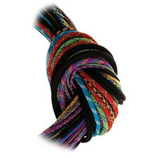 PMI Accessory Cord-6mmX100m Spool-Multi Color C