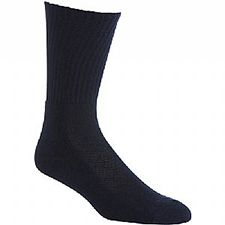 JoxSox Socks, Mens Navy Crew