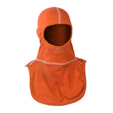 "Majestic Hood, P84 Orange NFPA 21"" Long Total 2-Ply"