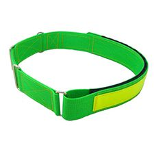 "Hose Wrapper, Reflective Tape 18""-32"" Fluorescent Green"