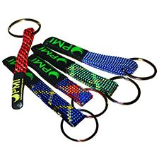 PMI Rope Key Chain Dynamic Rope-Assorted Colors