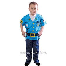 "Aeromax ""My 1st Career Gear"" Police, Ages 3-5"