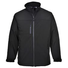 Portwest Softshell Jacket Black