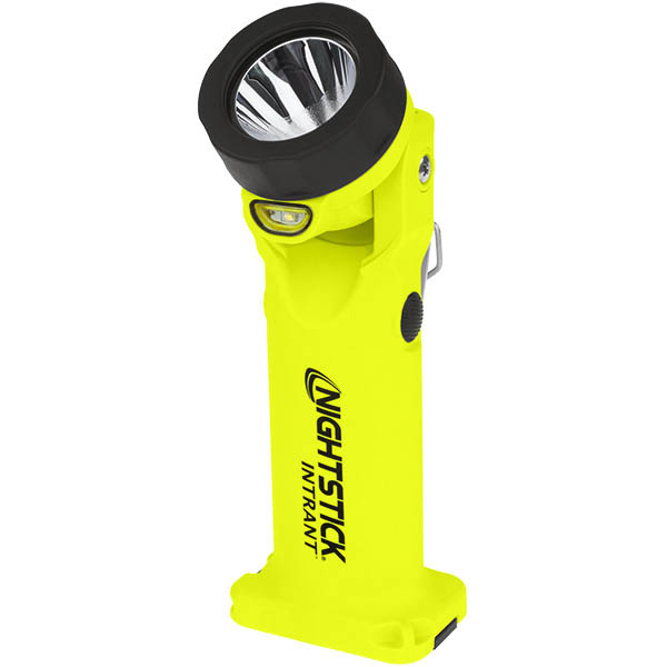 Nightstick Intrinsically Safe Dual-Light Angle Flashlight