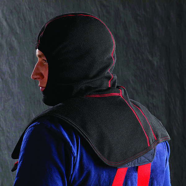 Lion RedZone Hood Back Profile